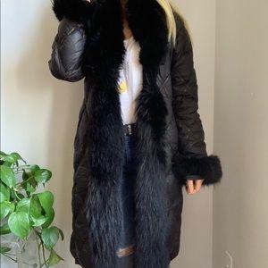 eef5243e0 Moncler Vintage coat jacket down Sz 1 s small